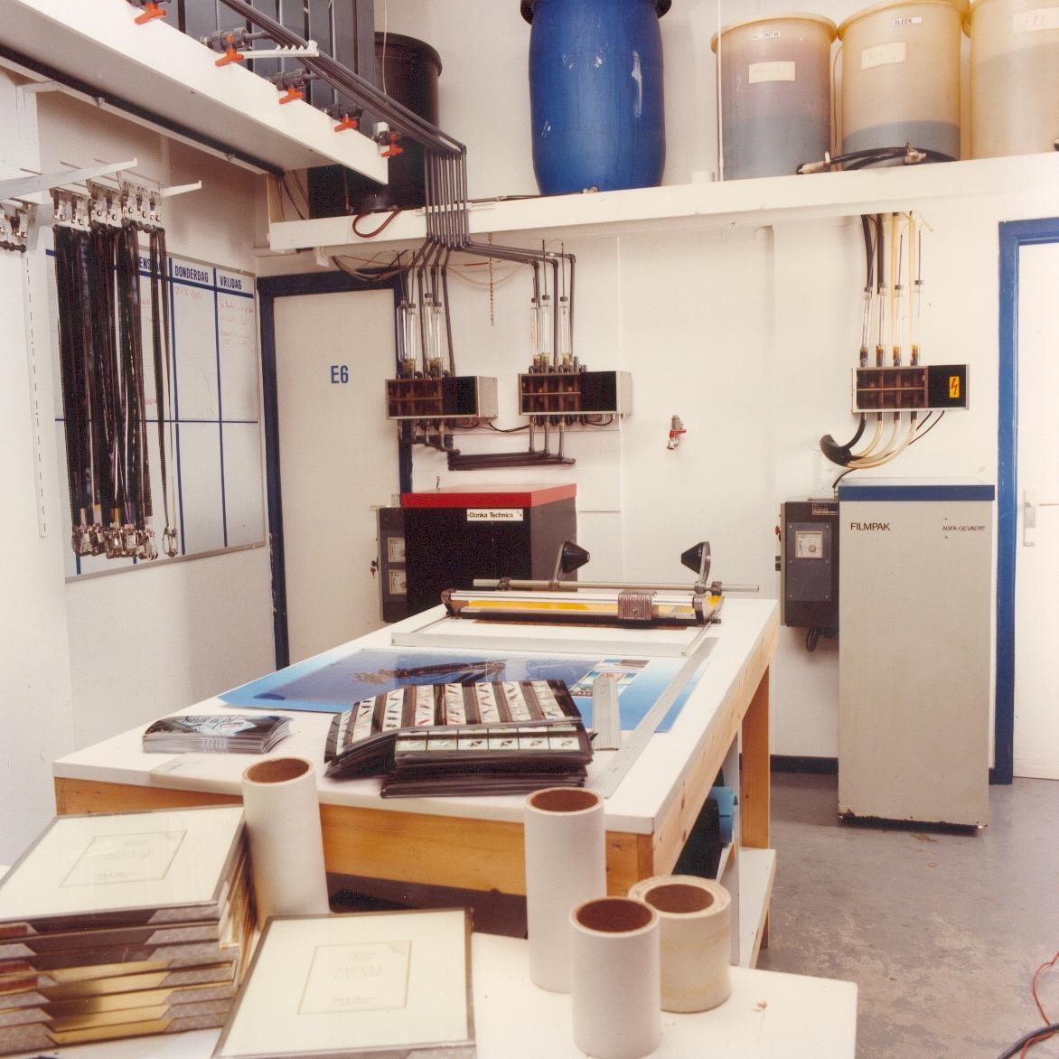1983 - oprichting WL.