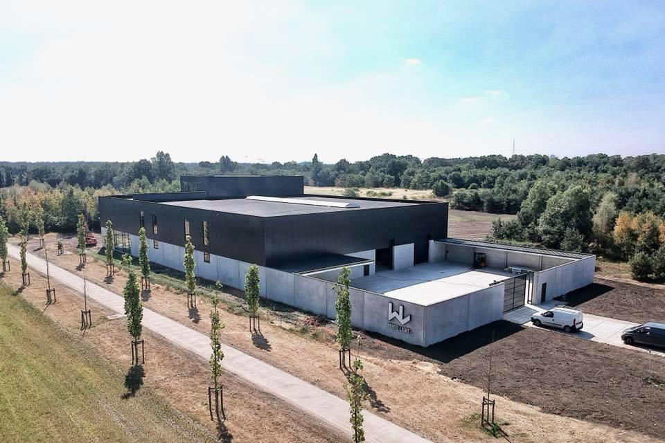 2018 -Verhuis gebouw naar C-mine.