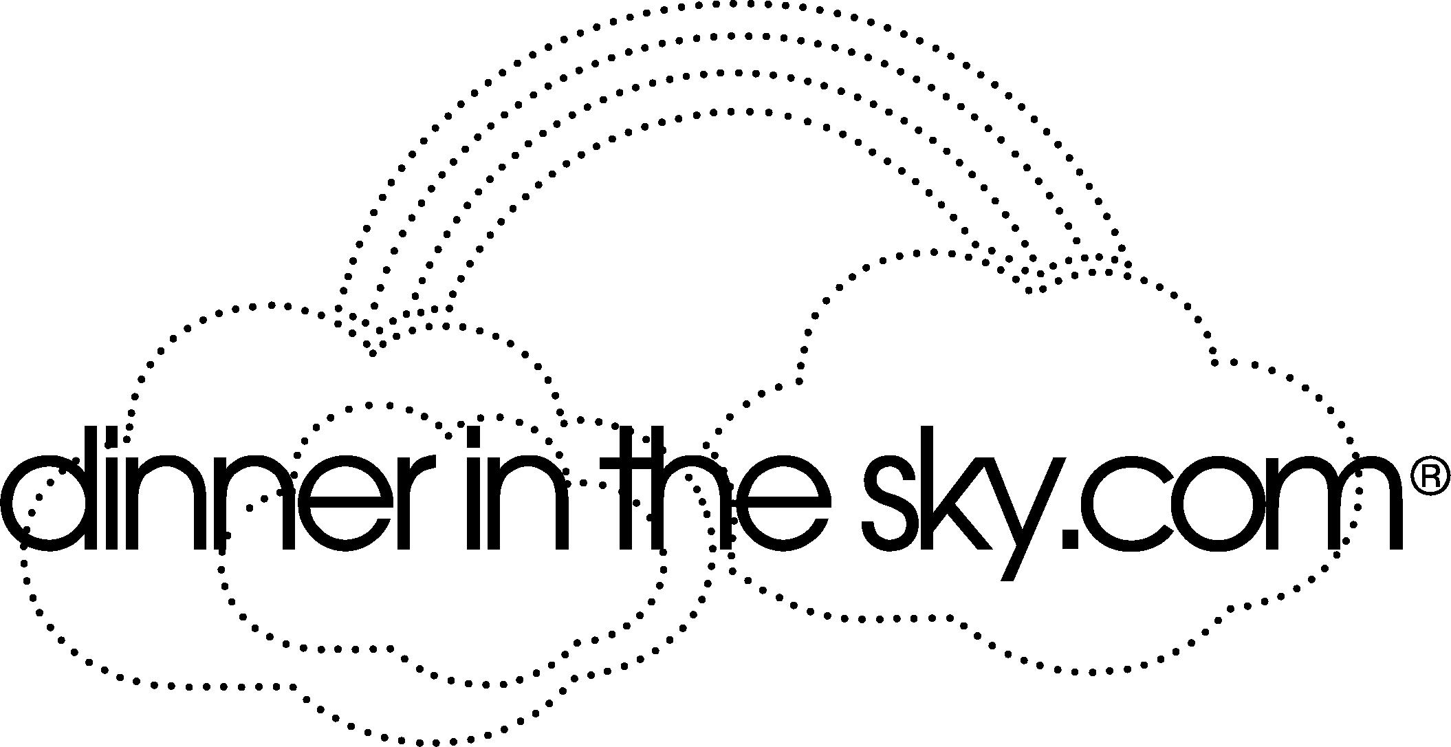 Logo klant van White Light: Dinner in the sky