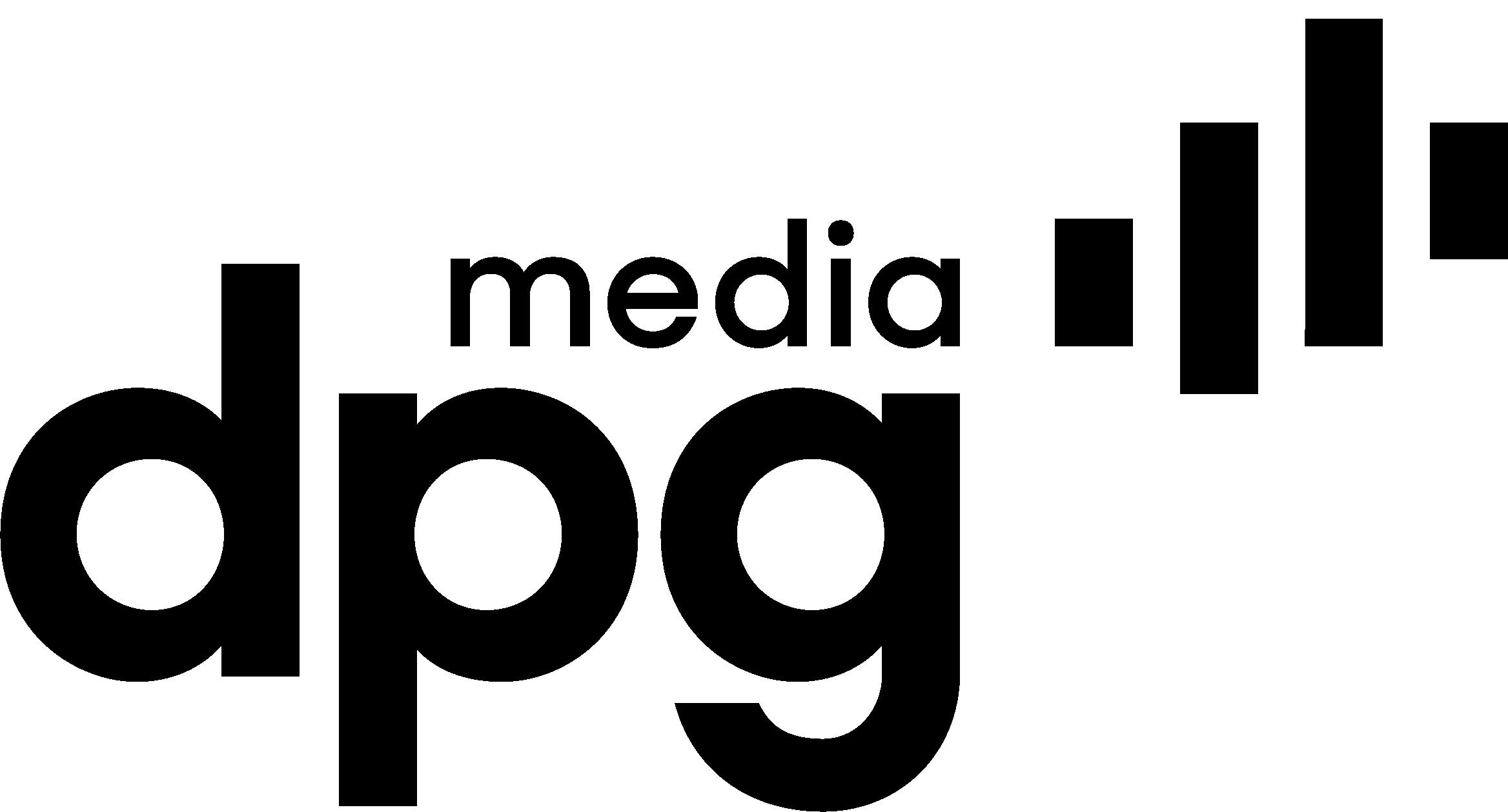 Logo klant van White Light: DPG Media
