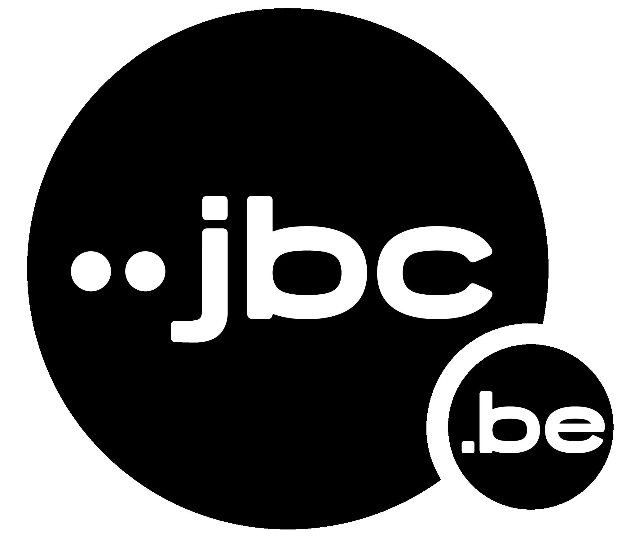 Logo klant van White Light: JBC