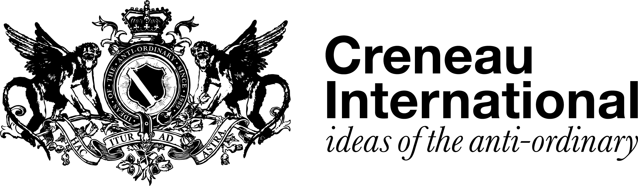 Logo klant van White Light: Creneau International